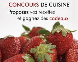 jeux de cuisine aux fraises gagnants du concours cuisine fraises jeux concours plurielles fr