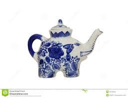 ceramic elephant incense holder stock photo image 22086280