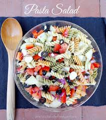 cold pasta salad dressing pasta salad a time to freeze