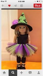 18 Doll Halloween Costumes Candy Corn 18 Doll Halloween American Candy