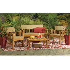 Acacia Wood Outdoor Furniture by Westerly Acacia Wood Outdoor Patio Collection Bed Bath U0026 Beyond