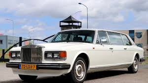 rolls royce silver spur rolls royce silver spur 6 8 stretch limo for sale van maaren