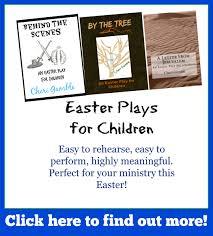 easter plays for children books i written cheri gamble
