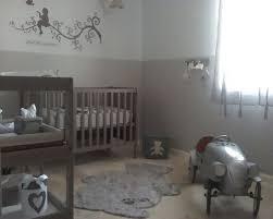 astuce déco chambre bébé décoration chambre bébé gris et blanc bébé et décoration chambre