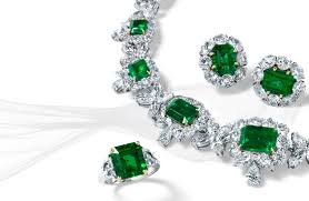emerald earrings necklace images Emerald gemstones jewellery jpg