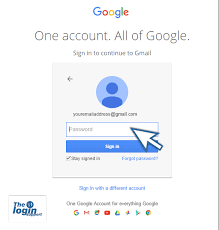 Login Gmail Gmail Sign In Gmail Email Login The Login Support