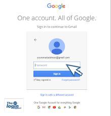 Gmail Sign In Gmail Sign In Gmail Email Login The Login Support