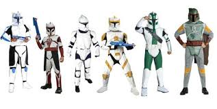 Boba Fett Halloween Costume Star Wars Costume Ideas Clone Troopers Halloween Costumes Blog