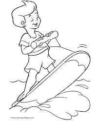 summer coloring pages 30 free printable sheets coloring