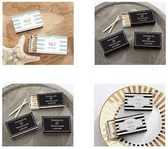 wedding matchboxes personalized wedding matchboxes personalized wedding matches