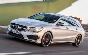 mercedes 2015 2015 mercedes cla 45 amg shooting brake driven