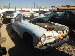 karmann ghia junkyard find 1974 volkswagen karmann ghia coupe the truth