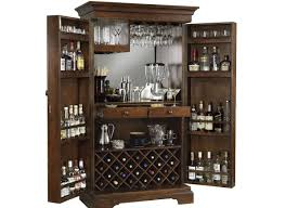 Built In Bar Cabinets with Bar Built In Wine Cooler Stunning Bar Cabinet With Wine Cooler