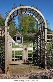 Trellis Arches Garden Outdoor Wooden Garden Arbor Trellis Arches Bench Amish Wooden
