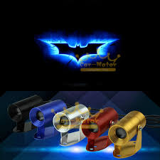 led lights for motorcycle for sale universal new sale 3d blue batman logo motorcycle ghost shadow