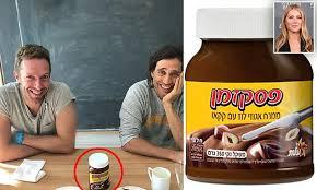 pesek zman gwyneth paltrow likes israeli pesek zman chocolate spread daily