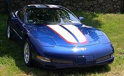 5th generation corvette chevrolet corvette c5