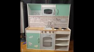 wildbird kitchen set dollhouse 2 in 1 playset for kids youtube