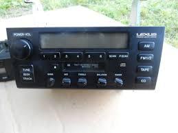 1997 lexus ls400 1995 1996 1997 lexus ls400 ls 400 pioneer radio player 86120