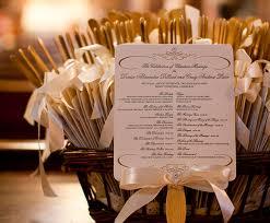 Wedding Program Stationary The Making Of A Wedding Alexandra Dillard U0026 Craig Lucie