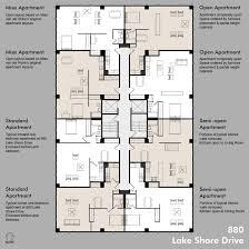 apartment building design drawing interior design