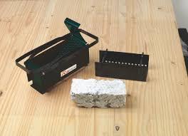 buche de cheminee presse a briquette compacteur de papier buche cheminee ebay