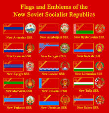 Joseph Stalin Flag Flags And Emblems Of The New Ssr U0027s Alternative History Soviet