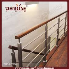 Stainless Steel Banisters Stainless Steel Wood Railing Stainless Steel Wood Railing