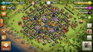 big clash of clans base 4 reasons not to play clash of clans anymore