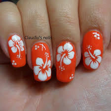 dream of paradise with this summer inspired nail art with free