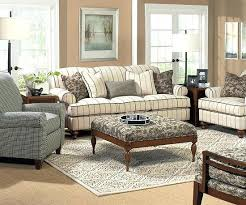 Striped Living Room Chair Striped Living Room Furniture Cottage Living Room Blue And White