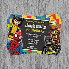 superhero birthday invitations free new invitations pinterest