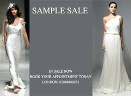 wedding dress sale london sle wedding dresses ostinter info