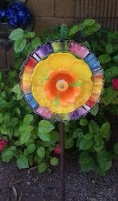 best 25 plate flowers garden ideas on pinterest glass flowers
