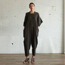 black crane jumpsuit black crane jumpsuit garmentory