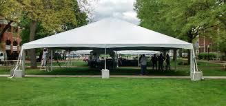 event tent rental 40 x 40 hybrid event tent structure rental iowa il mo wi