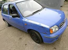 nissan micra 2000 1 0 no mot spare or repair in staines upon
