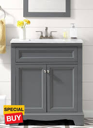 30 Inch Bathroom Vanity by 30 Inch Windsor Park Gray Vanity Guest Bath Pinterest Parks