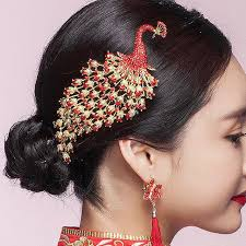 traditional hair accessories aliexpress buy traditional wedding hair accessories