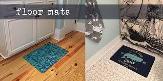 island home coastal floor mats coastal kitchen mat
