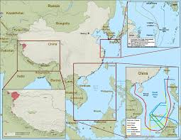 China Sea Map by South China Sea The Center For Climate U0026 Security Page 2