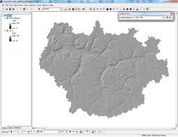 How To Draw A Topographic Map Digital Geography