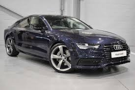 Audi R8 Diesel - used audi a7 sportback tdi quattro s line black ed 2017 for sale