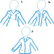 how to draw a hoodie draw hoodies drawing references