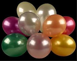 Shiny Balloons  Buy Metallic BalloonsShiny Latex BalloonAir