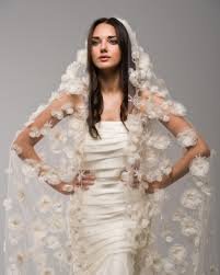 wedding veil styles 16 new wedding veil styles you ll veil organza flowers and