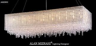 Cascading Chandelier by Am2800 Luxurious Cascading Clear Beaded K9 Crystal Glass Box