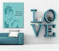 audrey hepburn inspirational art poster dance your heart out