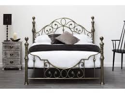 Metal Vintage Bed Frame Vintage Bed Frames Antique Brass Metal Vintage Bed Frame Inside