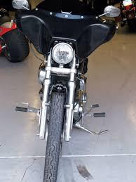 sportster bagger bike